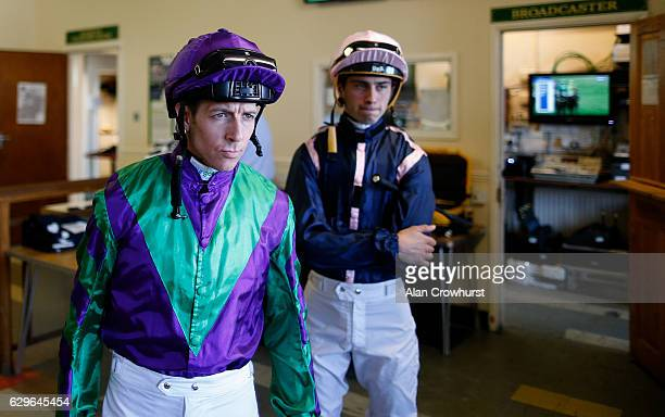 Champion jockey Jim Crowley returns to race riding after a six week break after being involved with multiple fallers on the bend at Kempton...