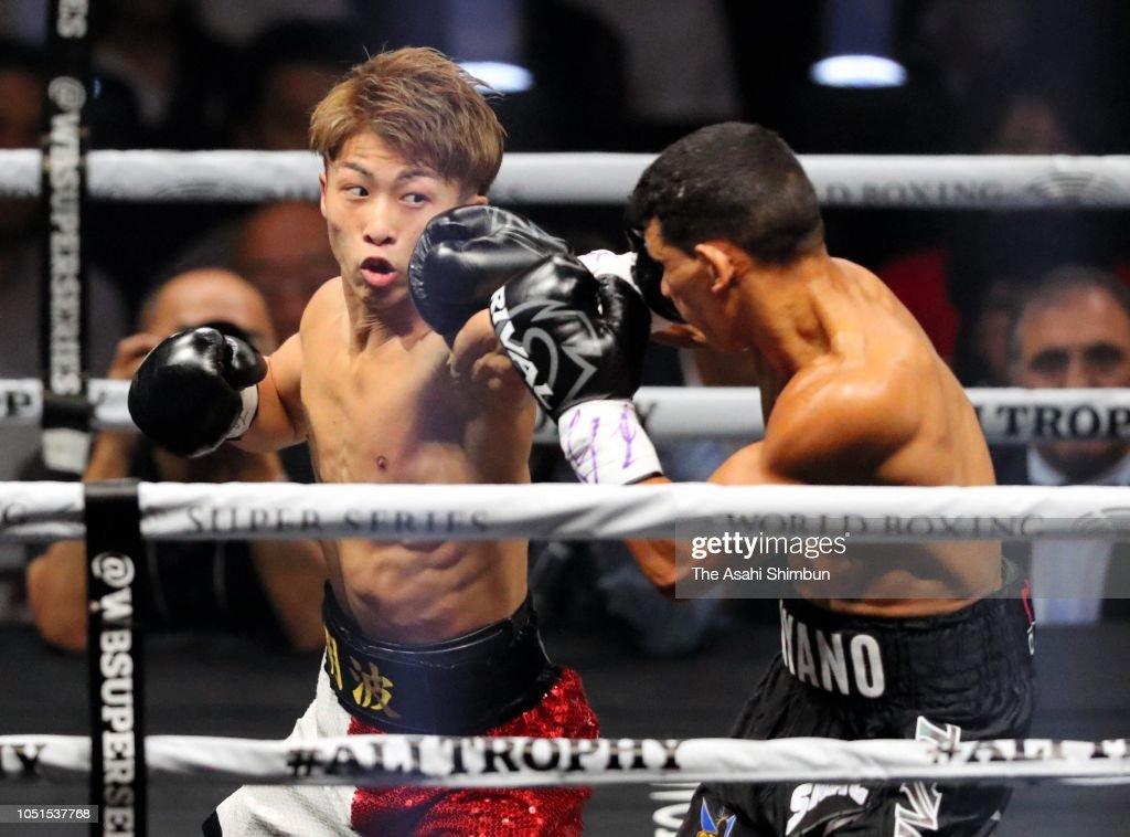 Naoya Inoue v Juan Carlos Payano - World Boxing Super Series Bantamweight Quarter-Final : News Photo