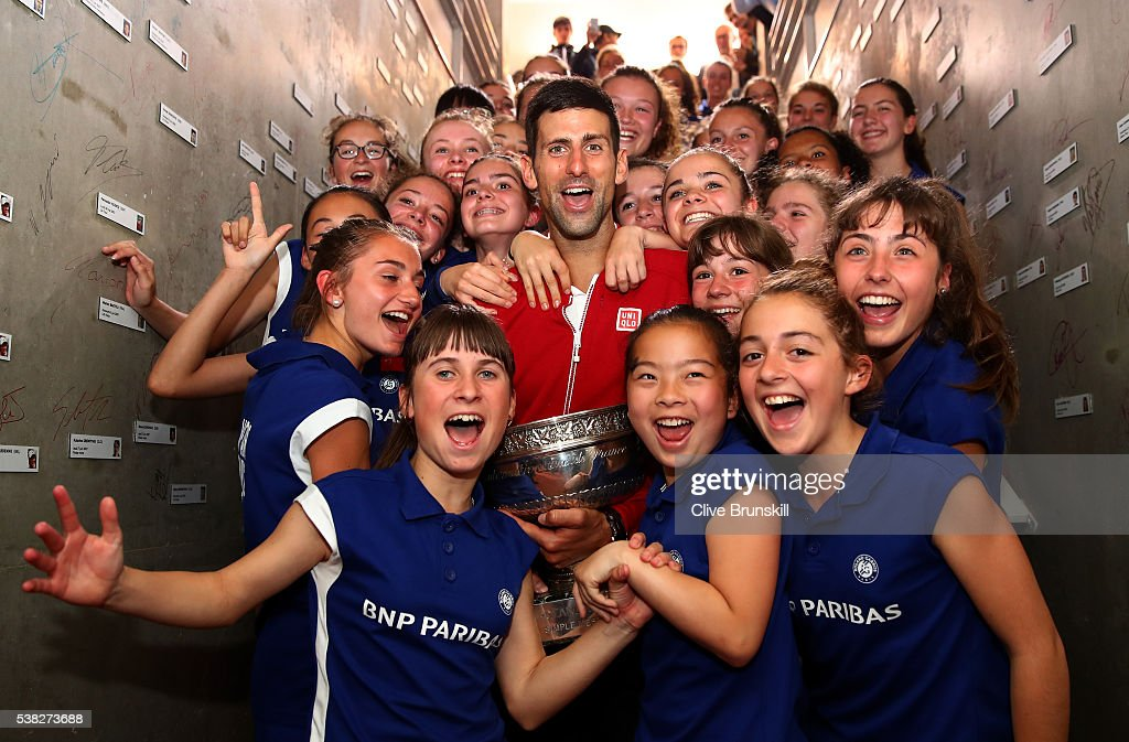 2016 French Open - Day Fifteen : News Photo