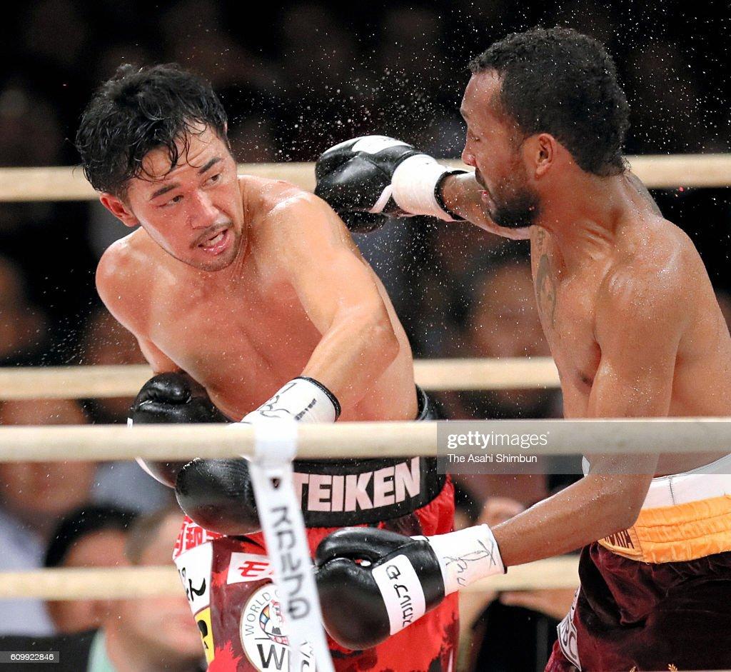 Shinsuke Yanamaka v Anselmo Moreno - WBC Bantamweight Title Bout