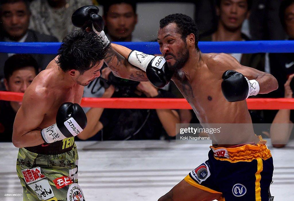 Shinsuke Yamanaka v Anselmo Moreno - WBC World Bantamweight Title