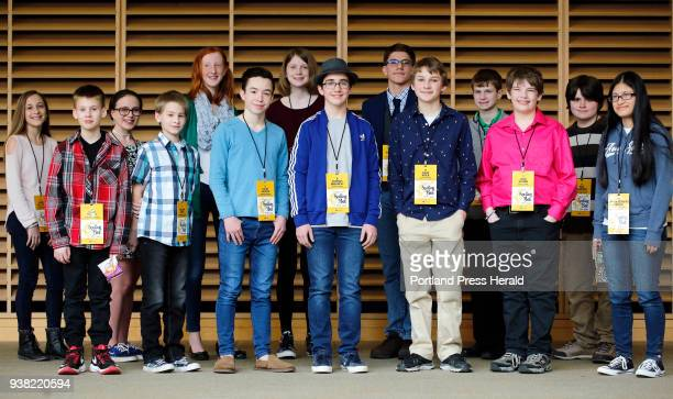 Champions from 14 Maine counties competed in the 2018 Maine State Spelling Bee n Saturday at University of Southern Maine for the chance to represent...