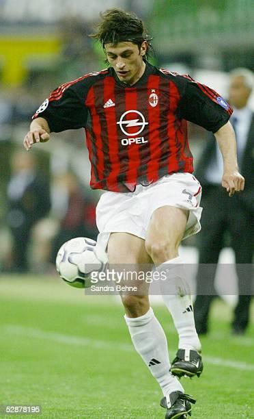Champions League 02/03 Mailand Inter Mailand AC Mailand 11 Kakha KALADZE/AC Mailand