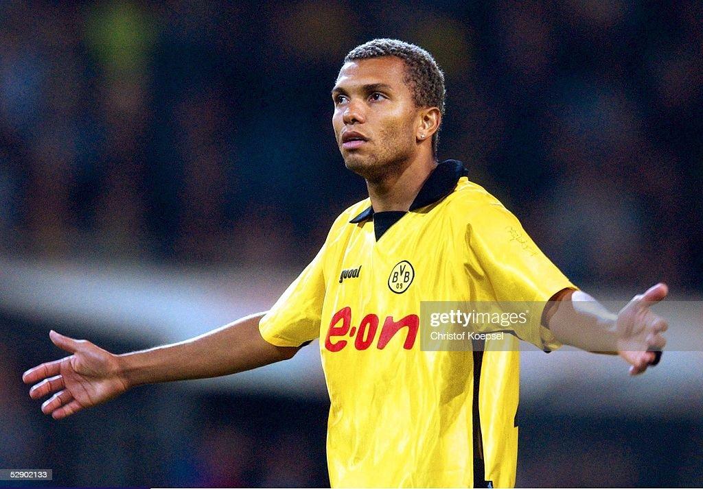 Fussball: CL 03/04, Borussia Dortmund - FC Bruegge; : News Photo