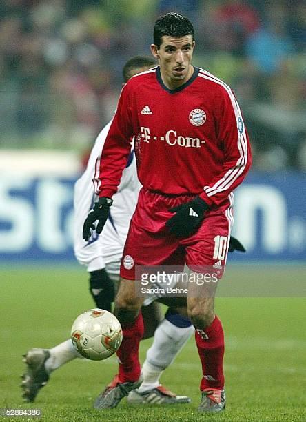 Champions League 03/04 Muenchen FC Bayern Muenchen RSC Anderlecht 10 Roy MAKAAY/Bayern
