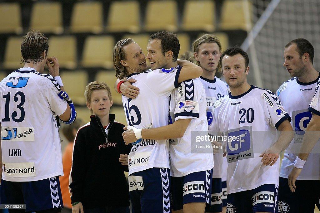 Champions League Men Arhus GF ...