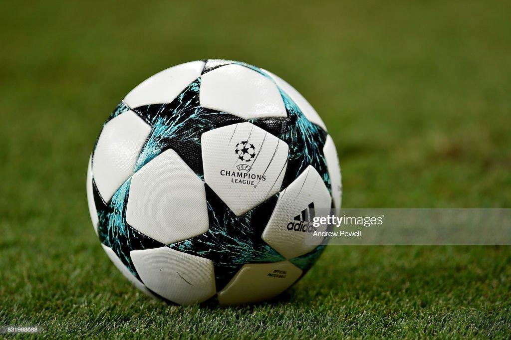 1899 Hoffenheim v Liverpool FC - UEFA Champions League Qualifying Play-Offs Round: First Leg : News Photo
