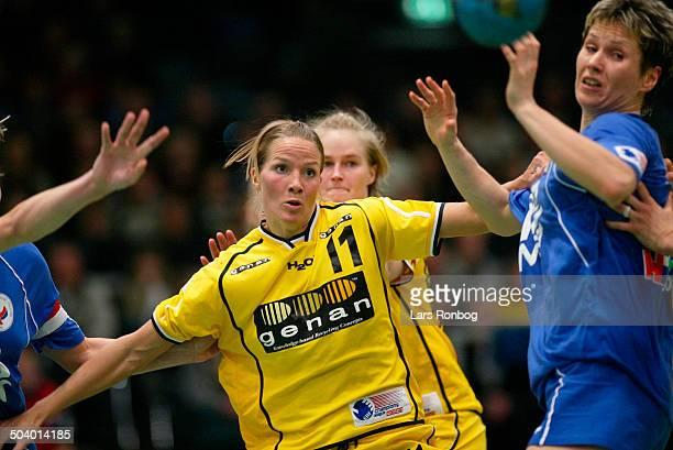 Champions League Gro Hammerseng Ikast/Bording