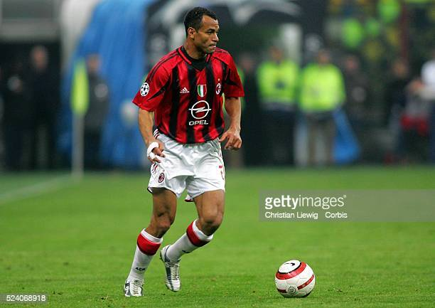 Champions League season 20042005 Internationale vs AC Milan Cafu