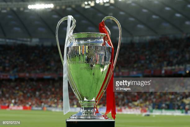 Champions League trophy, Coupe des clubs Champions Europeens during the UEFA Champions League final between Real Madrid and Liverpool on May 26, 2018...