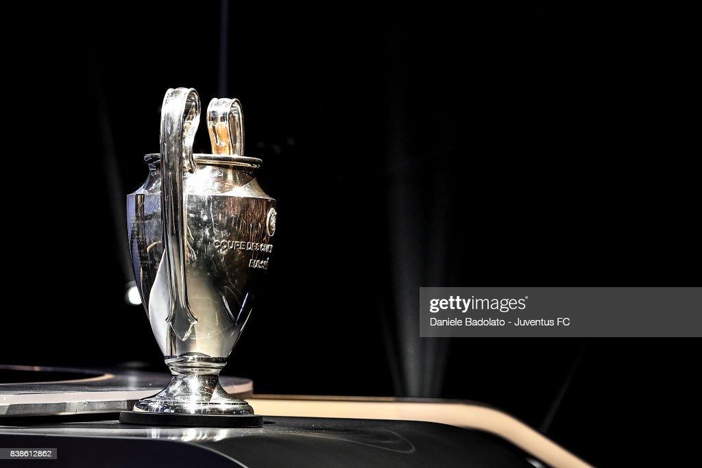 UEFA Champions League Draw : News Photo