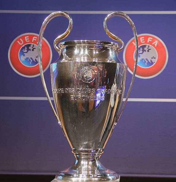 UEFA Champions League Play Off Round Draw