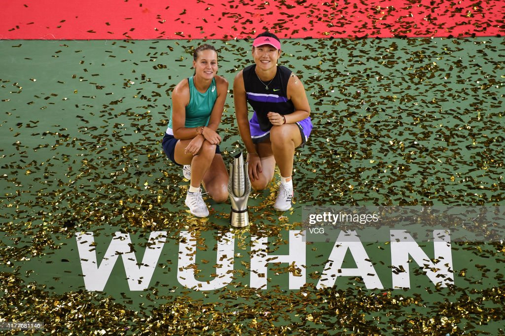 2019 Wuhan Open - Day 7 : News Photo