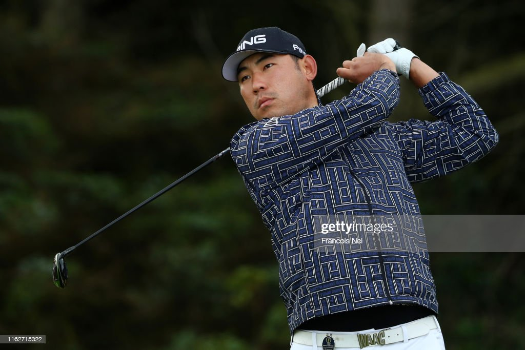 148th Open Championship - Day One : Photo d'actualité