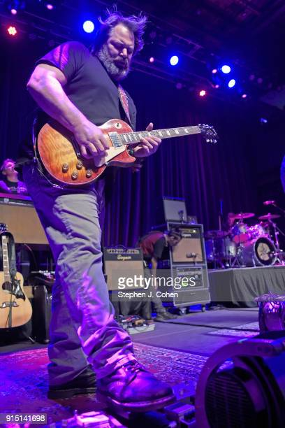 Chan Kinchla of Blues Traveler performs at Mercury Ballroom on February 6 2018 in Louisville Kentucky