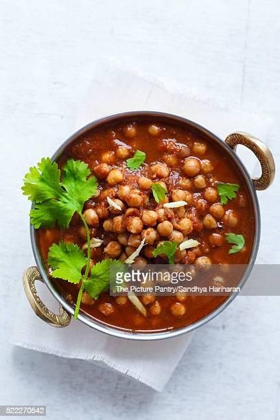 Chana Masala, Indian Curry