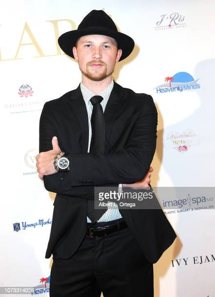 Chance Nelson attends the Amare's Second Year Anniversary 'Believe Issue' Party held at Sofitel Los Angeles At Beverly Hills on December 13 2018 in...