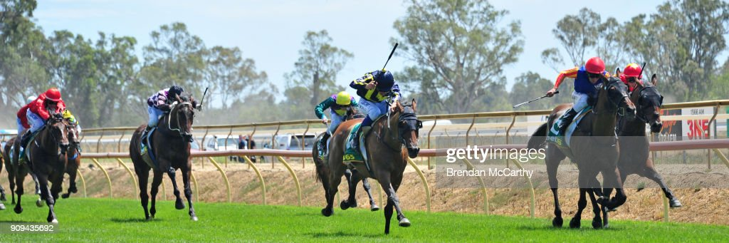 Benalla Racing Club Race Meeting