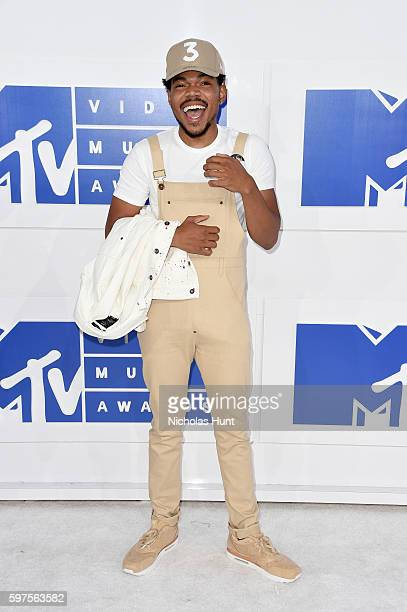 Chance the Rapper attends the 2016 MTV Video Music Awards at Madison Square Garden on August 28 2016 in New York City