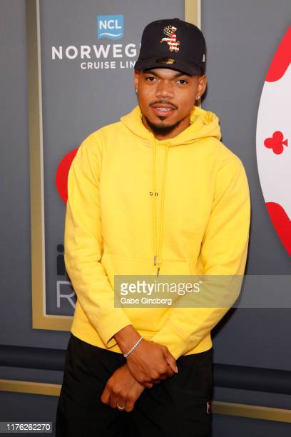 Chance the Rapper attends the 2019 iHeartRadio Music Festival at T-Mobile Arena on September 21, 2019 in Las Vegas, Nevada.