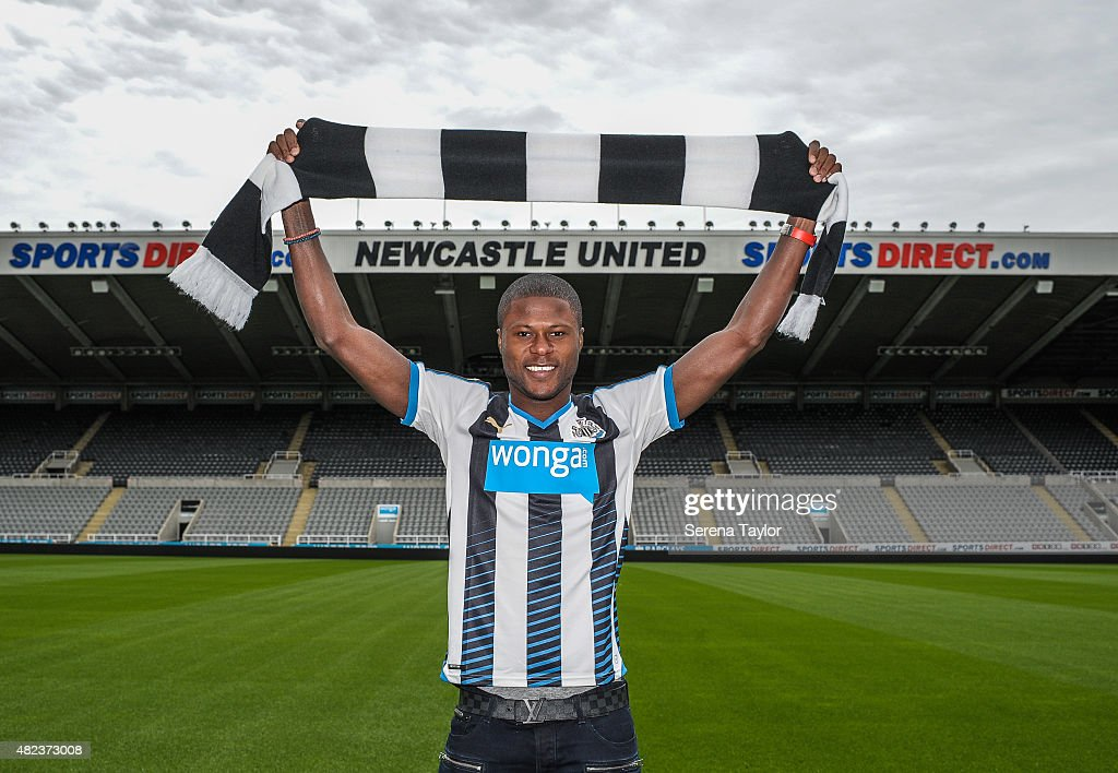 Newcastle United Unveil New Signing Chancel Mbemba
