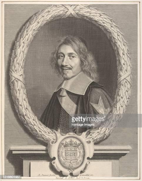 Chancelier Le Tellier 17th century Artist Robert Nanteuil
