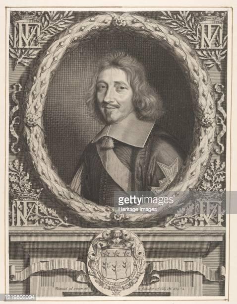 Chancelier Michel IV Le Tellier 1659 Artist Robert Nanteuil