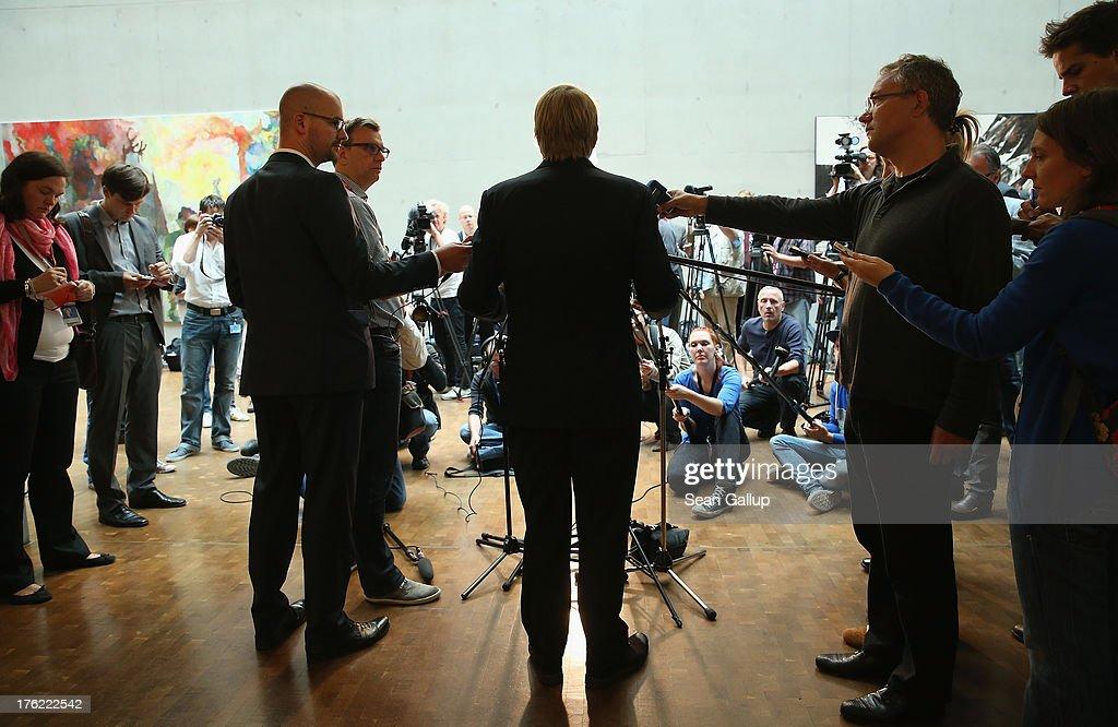 Bundestag Commission Investigates NSA Scandal