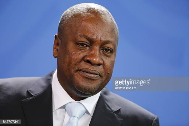 Chancellor Angela_Merkel CDU occurs together with Ghana's President John Dramani Mahama who is currently Chairman of the West African Economic Union...