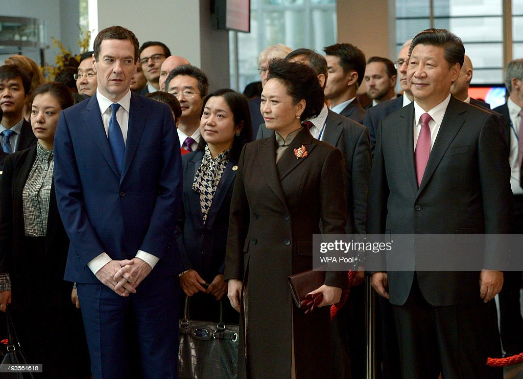State Visit Of The President Of The People's Republic Of China - Day 3