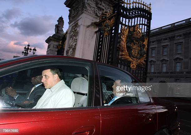 Chancellor Gordon Brown leaves Buckingham Palace after delivering his budget to the Queen on March 20 2007 in London Tomorrow Mr Brown will present...
