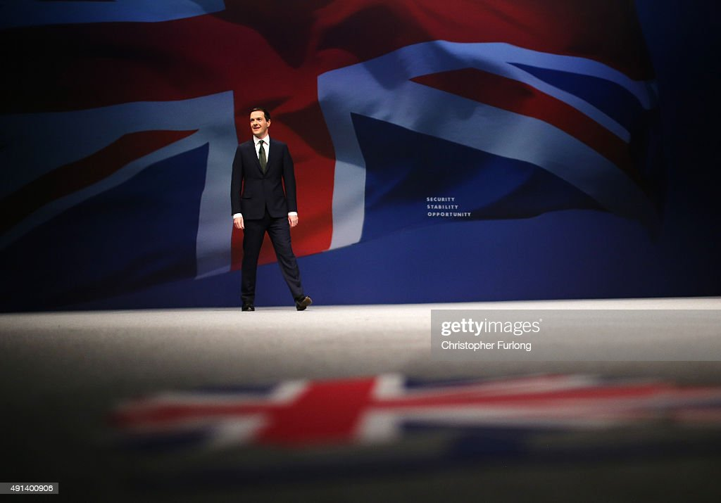 Conservative Party Autumn Conference 2015 - Day 2