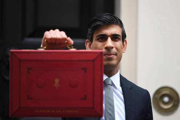 GBR: The Chancellor Of The Exchequer Delivers The 2021 UK Budget