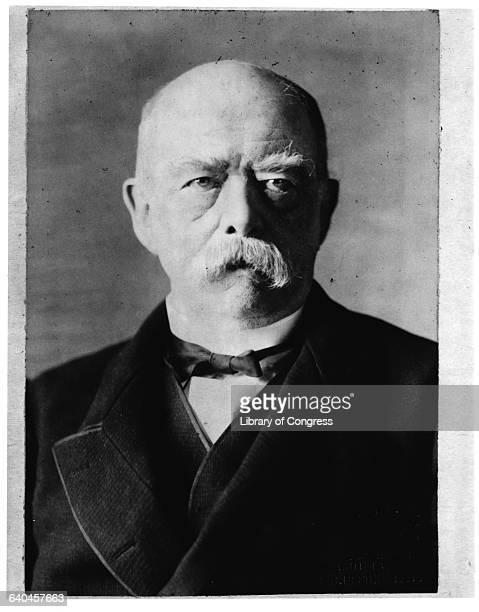 Chancellor Otto von Bismarck
