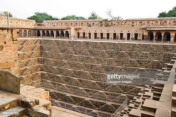 Chand Baori. Abhaneri. Rajasthan. India.