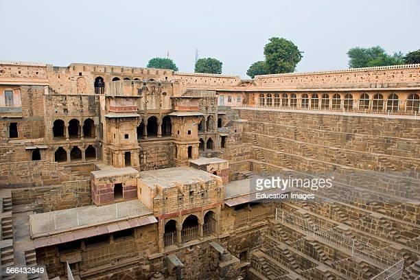 Chand Baori Abhaneri Rajasthan India