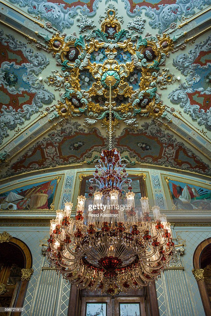 BOOK REVIEW: BACCARAT 1764 – TWO HUNDRED AND FIFTY YEARS ... |Dolmabahce Palace Chandelier