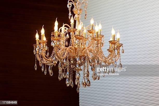 candelabro - palácio - fotografias e filmes do acervo