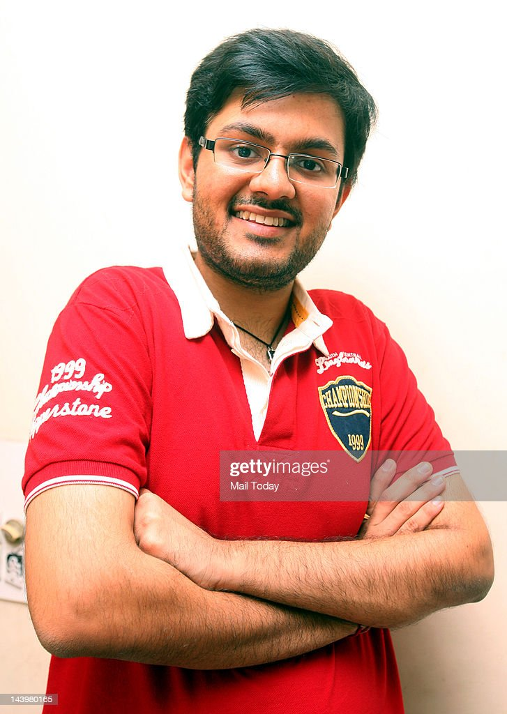 Chandigarhresident and IITDelhi graduate Prince Dhawan who secured the third rank in the UPSC exam in New Delhi