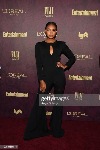 Chandler Kinney attends the 2018 PreEmmy Party hosted by Entertainment Weekly and L'Oreal Paris at Sunset Tower Hotel on September 15 2018 in West...