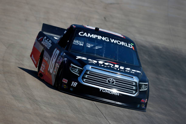 TN: NASCAR Camping World Truck Series Rackley Roofing 200  - Practice