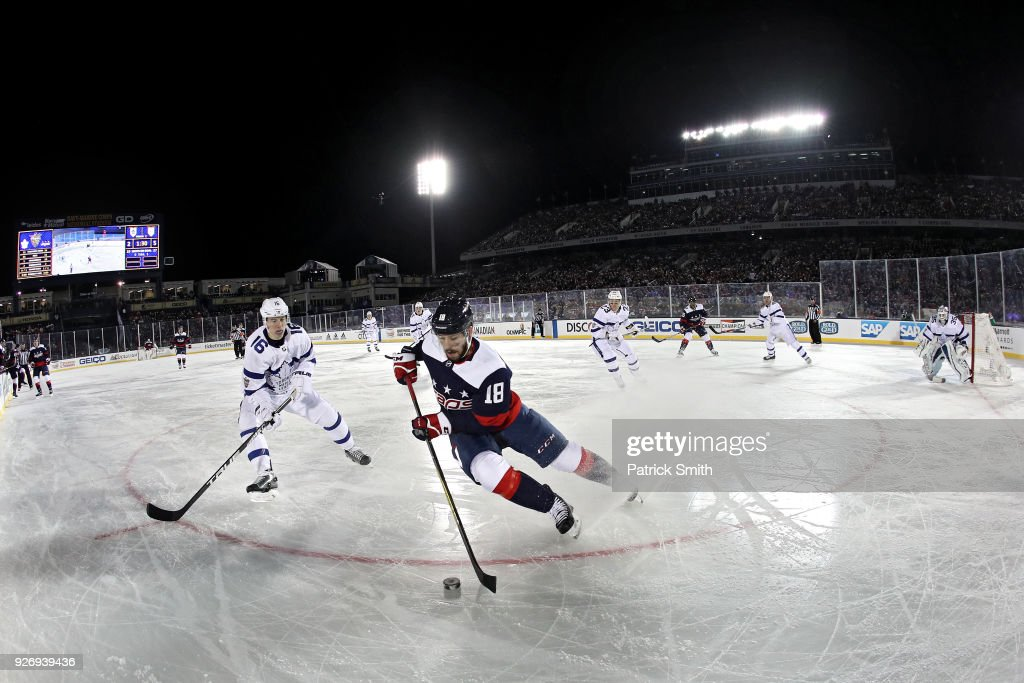 Coors Light NHL Stadium Series - Toronto Maple Leafs v Washington Capitals