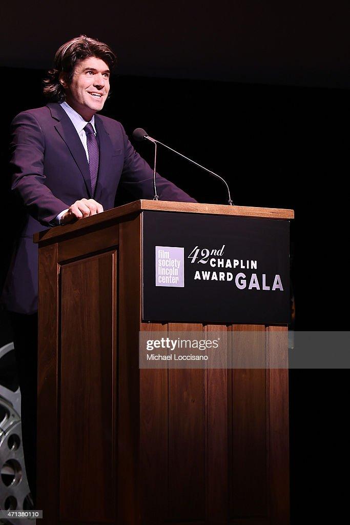 42nd Chaplin Award Gala - Show