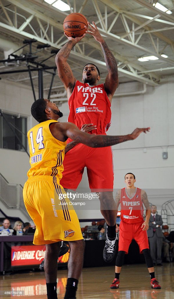 Rio Grande Valley Vipers v Los Angeles D-Fenders