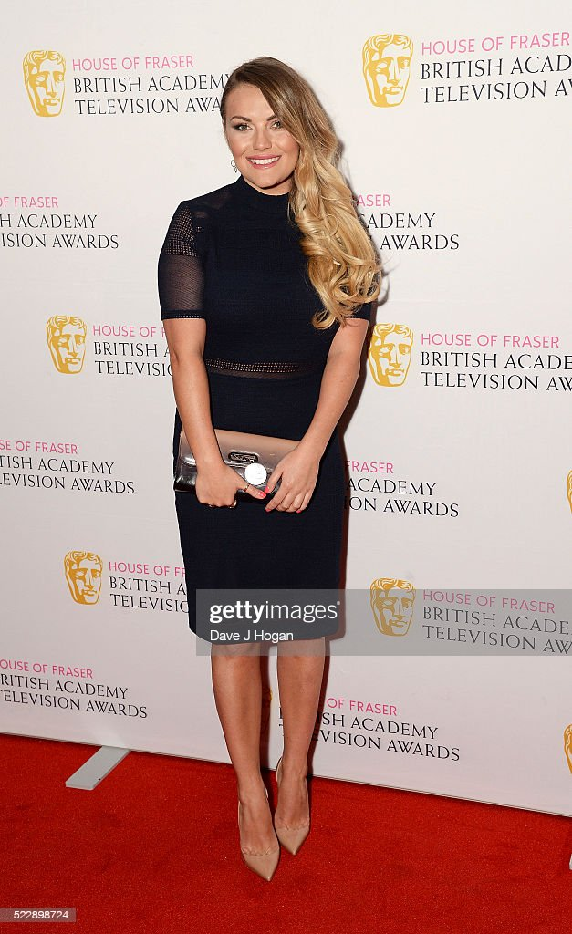 House of Fraser British Academy Television and Craft Nominees Party - VIP Arrivals