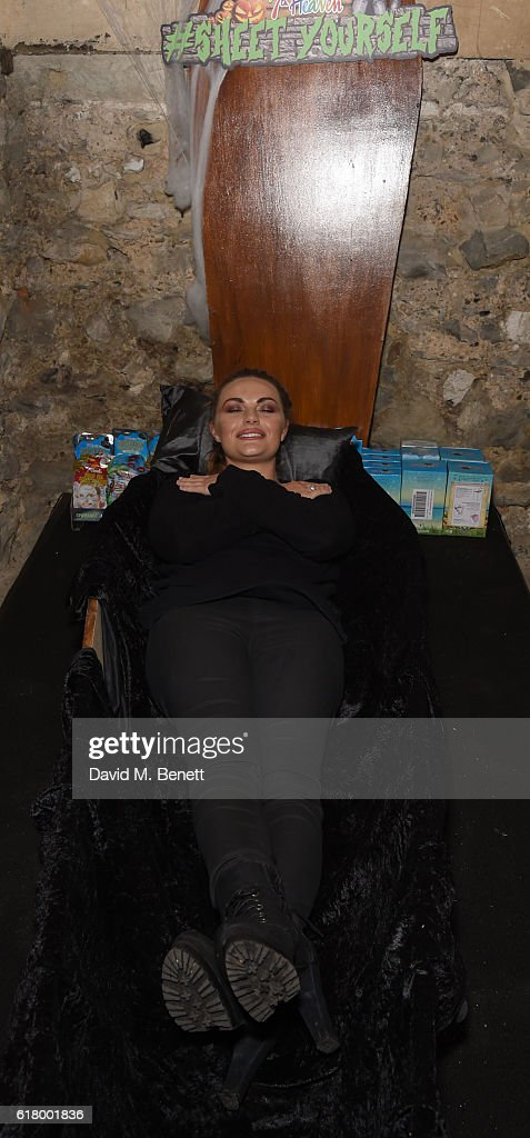 7th Heaven Halloween Spa - Launch Party - Inside