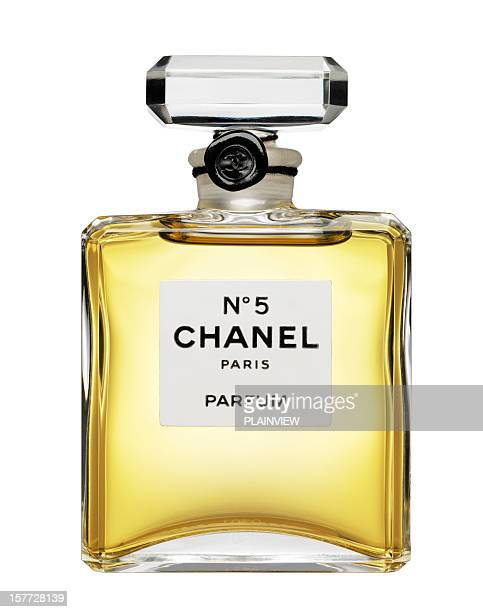 chanel n°5 - brand name stock pictures, royalty-free photos & images