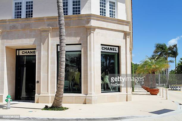 Chanel store on Worth Ave, Palm Beach