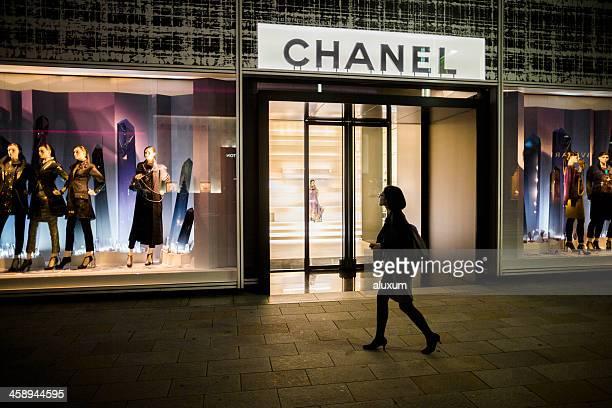 Chanel magasin Tokyo, Japon