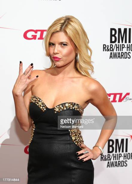 Chanel West Coast attends the 2013 BMI RB/HipHop Awards at Hammerstein Ballroom on August 22 2013 in New York City